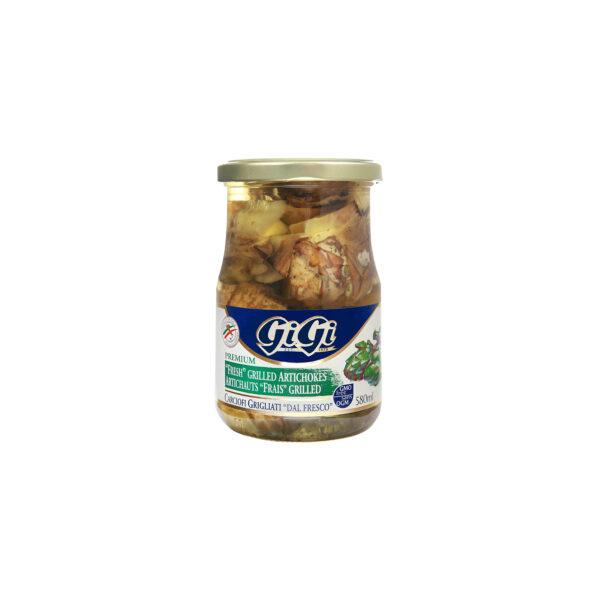 GiGi Fresh Grilled Artichokes