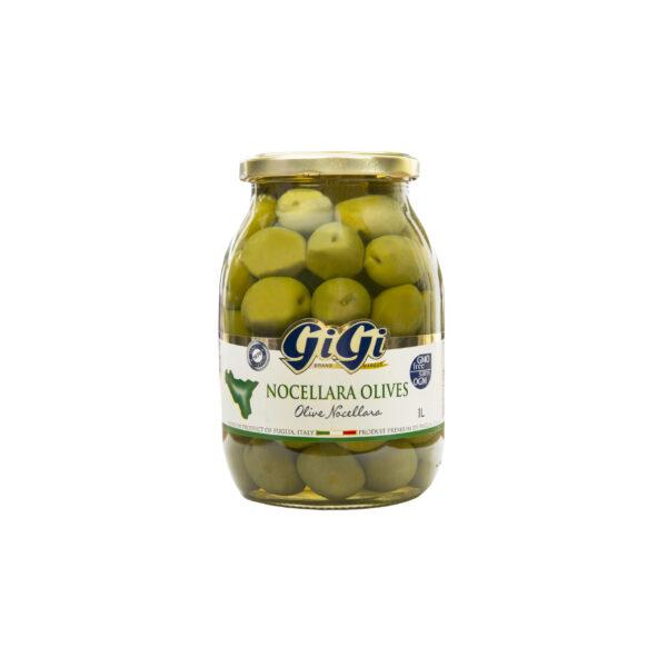 GiGi Nocellara Olives