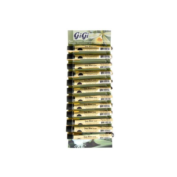 GiGi Organic Vanilla Beans