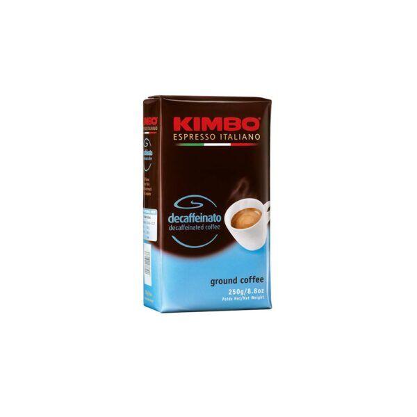 Kimbo Decaffeinated Espresso Ground