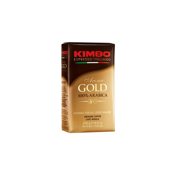 Kimbo Espresso Aroma Gold 100% Arabica
