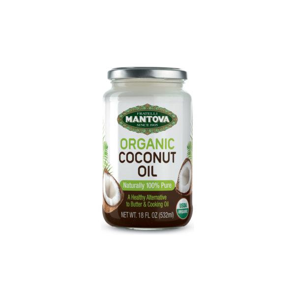 Mantova Organic Pure Coconut Oil