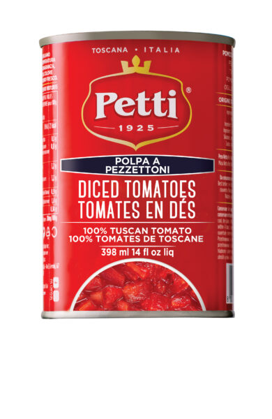Petti Diced Tomatoes