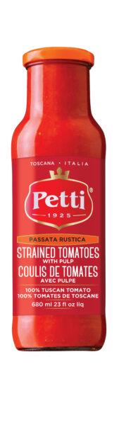 Petti Passata Rustica – Strained Tomatoes