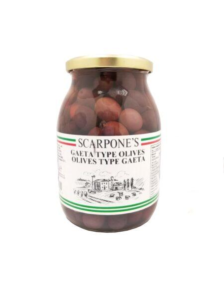Scarpone's Gaeta Olives