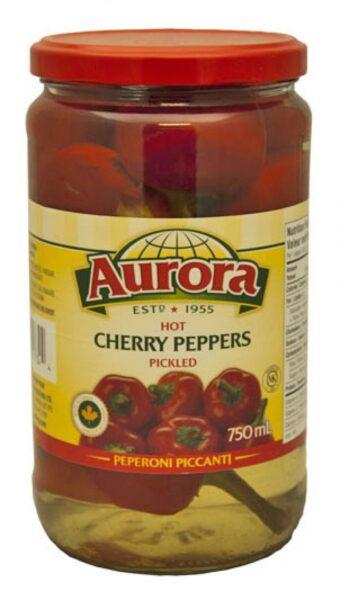 Aurora Hot Cherry Peppers