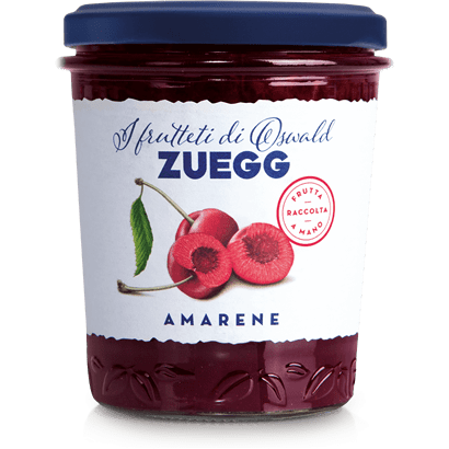 Zuegg Black Cherry Jam