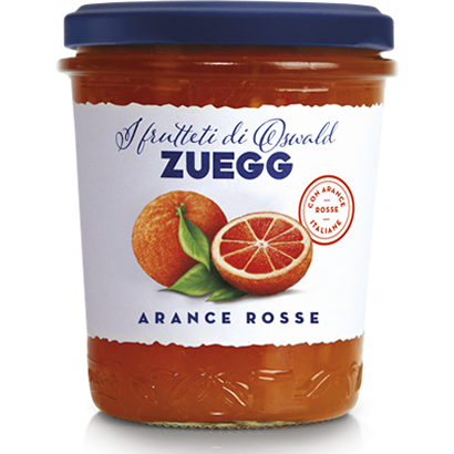 Zuegg Red Orange Jam