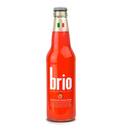 Brio Blood Orange Soda