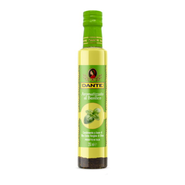 Dante Basil Infused Extra Virgin Olive Oil