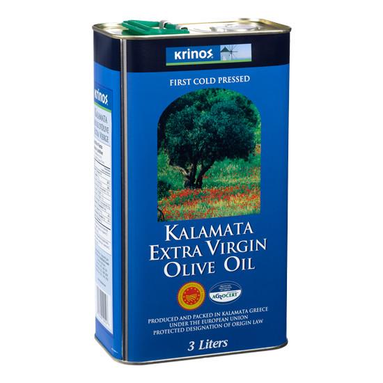 Krinos Kalamata Extra Virgin Olive Oil