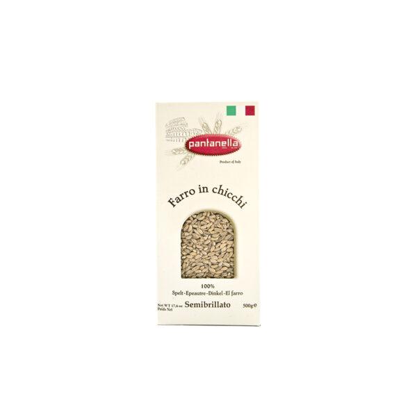 Pantanella Spelt Grains (Farro)