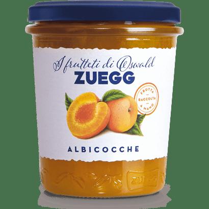 Zuegg Apricot Jam