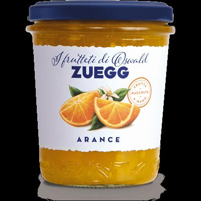 Zuegg Orange Jam