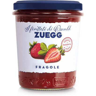 Zuegg Strawberry Jam