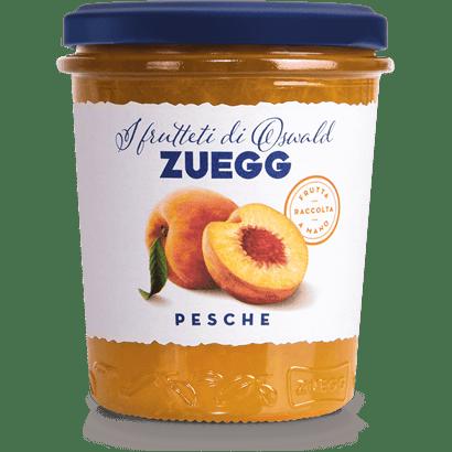 Zuegg Peach Jam